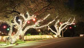 Commercial Christmas Decoration Rentals by The Christmas Light Guys Austin Texas Commercial And
