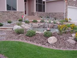 Garden Landscaping Ideas For Small Gardens Simple Landscaping Ideas For Small Front Yards Laphotos Co