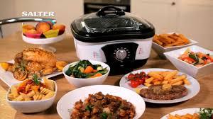 salter 8 in 1 multi cooker youtube