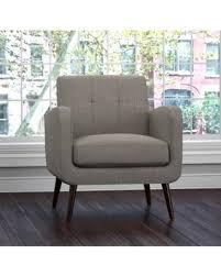 Handy Living Sofa Bargains On Handy Living Kingston Mid Century Dove Grey Linen Arm