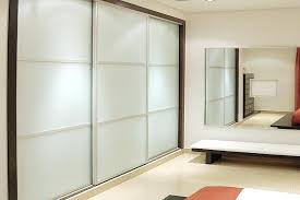 White Closet Door Sliding Closet Doors White Mirror For Wardrobe Door White Closet