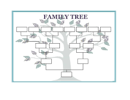 family tree template word onlinecashsource