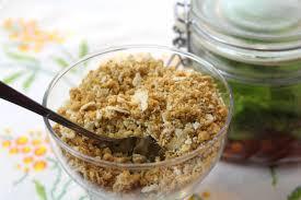 cr e soja cuisine a minha famosa farofa de soja crocante receita no veda23