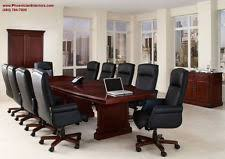 Hon Conference Table Conference Table And Chairs Ebay
