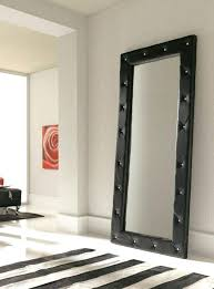 Mirrored Tall Bathroom Cabinet - full length wall mirrors freestanding tall bathroom mirror