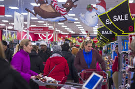 target in store black friday for hard core holiday shoppers thanksgiving is the new king