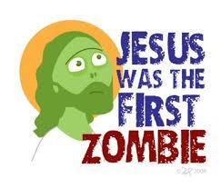 Zombie Jesus Meme - 36 best zombie jesus day images on pinterest zombies religion