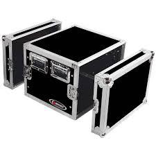 19 Inch Audio Rack Odyssey Fzar8 8 Space Amp Rack Ata Case Idjnow