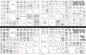 oculus gdc booth floor plan 2013 vs 2014 oculus
