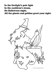 Creepy Halloween Coloring Pages by Halloween Coloring Pages