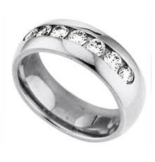 mens comfort fit wedding bands platinum men s wedding bands