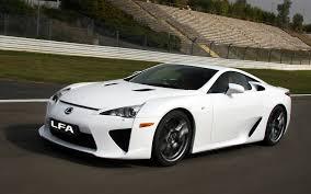 2011 Lexus Lfa Pictures