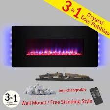 Fire Sense Electric Fireplace - incredible fire sense 60758 1350 watt wall mounted electric