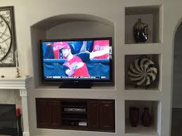 glamorous drywall entertainment center 65 in layout design