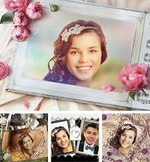 wedding wishes editing online photo card maker with lots of greeting card templates