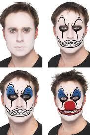 Scary Clown Halloween Costumes Men 25 Evil Clown Costume Ideas Evil Clown Makeup