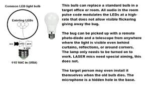 black friday target mic laser mic makes eavesdropping remarkably simple hackaday