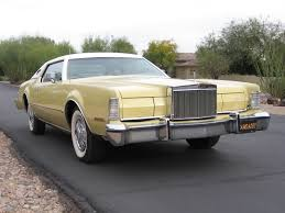 1974 lincoln continental mark iv classic cars for sale from the
