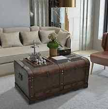 Trunk Coffee Table Chest Coffee Table Ebay