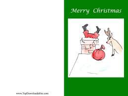 free printable funny christmas cards