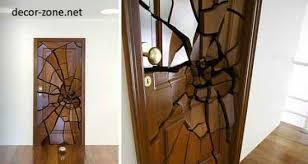 creative door decorating idea by leandro erlich