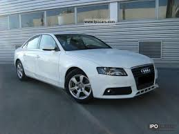 for audi a4 2 0 tdi 2011 audi a4 2 0 tdi attraction car photo and specs