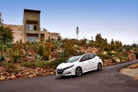 nissan leaf ads say hello to 2018 nissan leaf science and technology news site