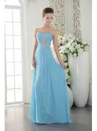Light Blue Chiffon Dress Light Blue Chiffon Military Prom Ball Gown Img 9641 1st Dress Com