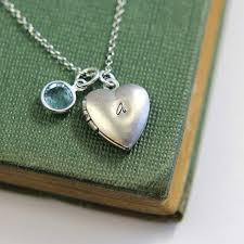 personalized heart locket heart locket necklace personalized heart locket silver heart
