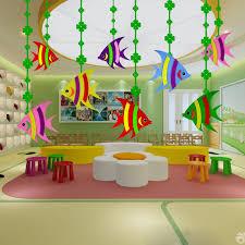 usd 1 82 kindergarten air hanging ornaments store ceiling