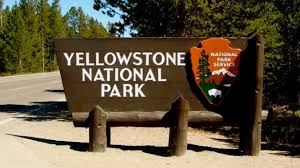 blocking yellowstone national park entrance smolders on nbc