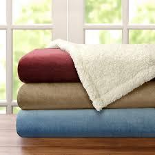 premier comfort blankets u0026 throws bedding bed u0026 bath kohl u0027s