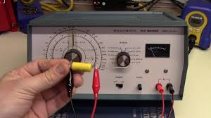 28 heathkit ib 5281 rlc bridge youtube