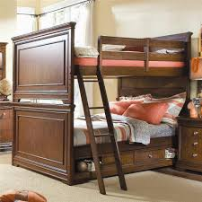 Bunk Beds  Convertible Loft Bed With Desk Queen Size Loft Beds - Queen size bunk bed plans