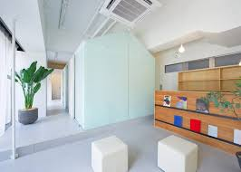 Interior Dental Clinic Clinic In Nakayamate By Tato Architects