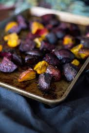 greek thanksgiving balsamic roasted beets over traditional hummus u2013 for those who savor