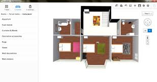 draw a floor plan free free floor plan software homebyme review