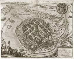 siege c8 neuf matthäus merian the elder 1593 1650 the siege of pilsen 1618