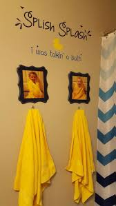 Toddler Bathroom Ideas Rubber Duck Themed Bathroom