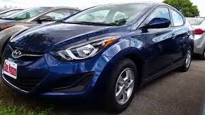 2015 hyundai elantra se review 2015 hyundai elantra se manual transmission exterior and