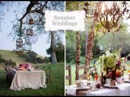 outdoor wedding ideas for summer youtube