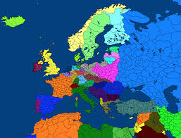 Map Of Europe Pre Ww1 by Alternate World War Ii Map Game Thefutureofeuropes Wiki