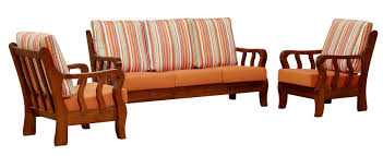 Good Wooden Sofa Set  For Your Sofa Design Ideas With Wooden - Wooden sofa design