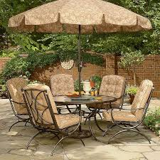 Round Garden Table With Lazy Susan by Patio Furniture Kmart Wicker Paigeandbryan Cushions Table Lazy