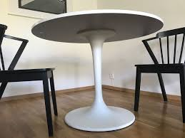 furniture elegant design of ikea docksta table for stunning home