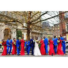 choosing your wedding colors red gold color scheme wedding