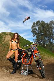transworld motocross pin up amanda delgado pinup video