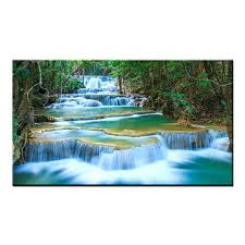 importers of home decor waterfall wall art goods high definition for canvas art prints home
