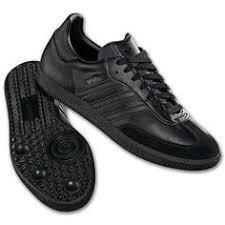 black samba mens adidas samba ftr athletic shoe in black at journeys shoes