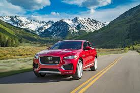 jaguar f pace blacked out first drive jaguar f pace a new cat is on the prowl pursuitist